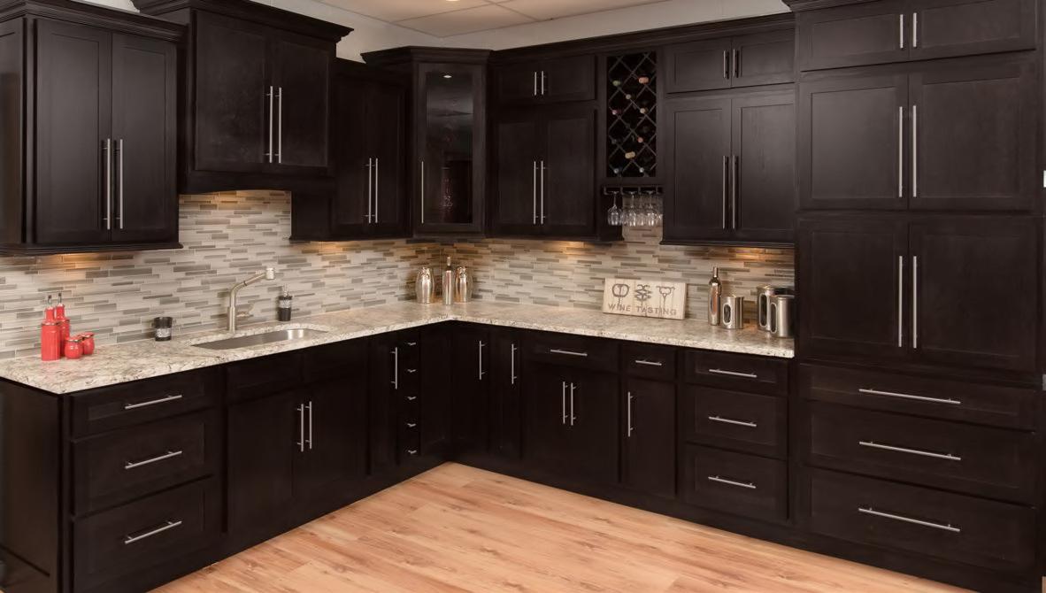Baxter Cabinets